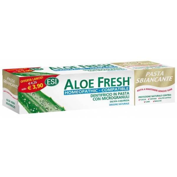 Aloe Fresh pasta sbiancante esi