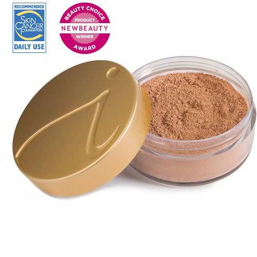 "Jane Iredale AMAZING BASE® SPF 20 ""Light Beige"" Fondotinta minerale"
