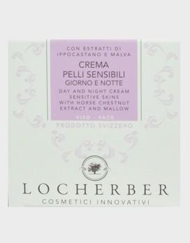 Locherber CREMA PER PELLI SENSIBILI 24H 50ml..